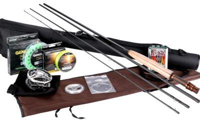 Tu primer equipo para la pesca con mosca