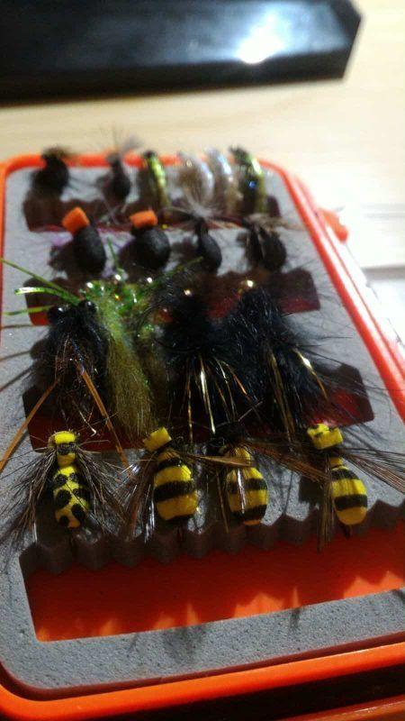 ¿Como hacer moscas?