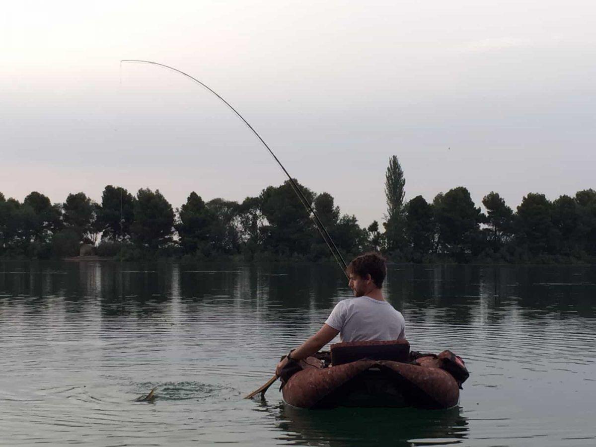 La pesca deportiva