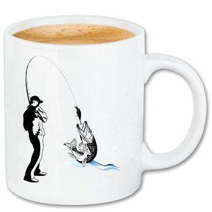 taza de pesca