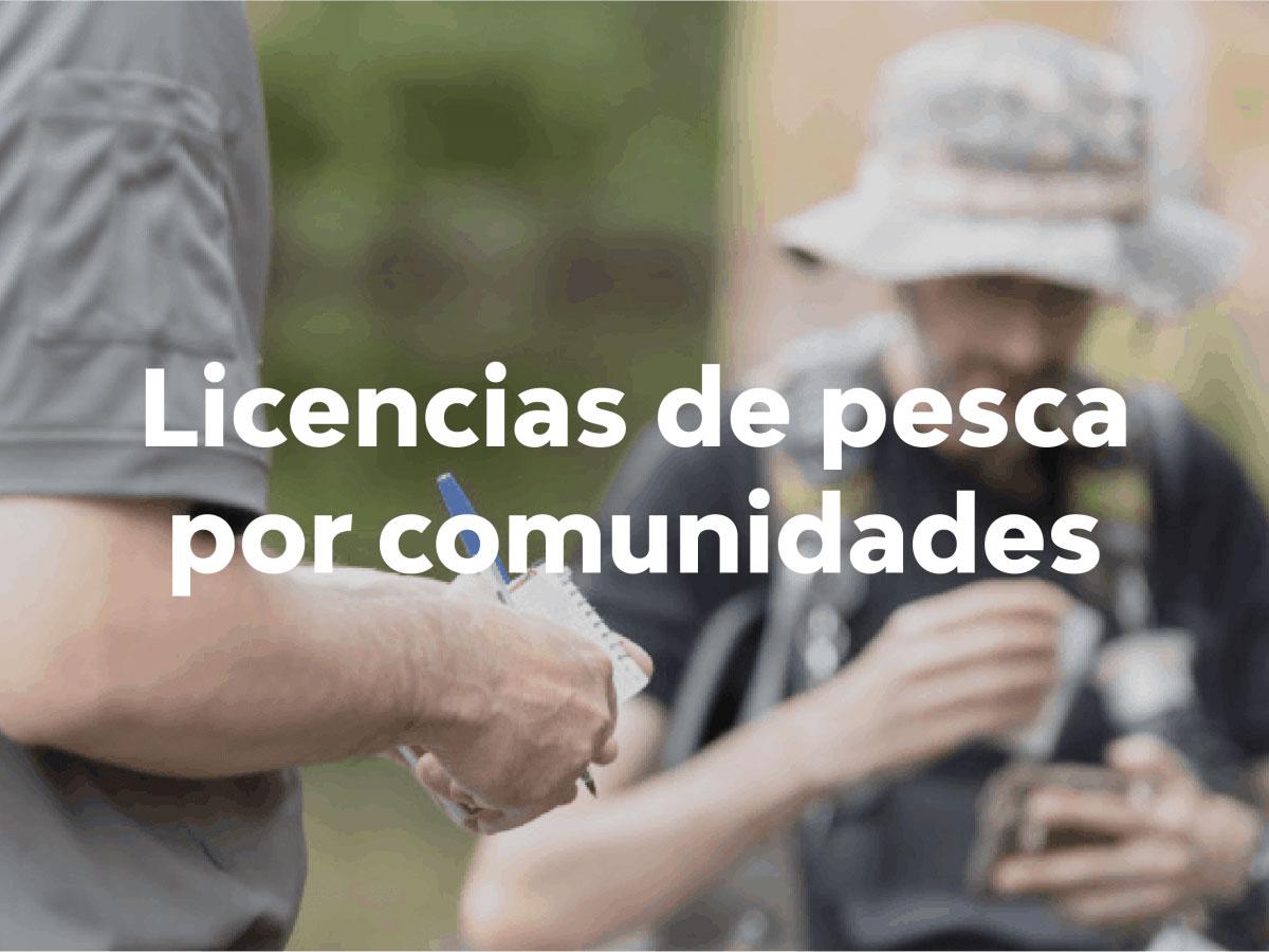Licencias de pesca para todo españa