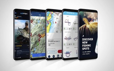 Las 5 mejores app de pesca del 2021