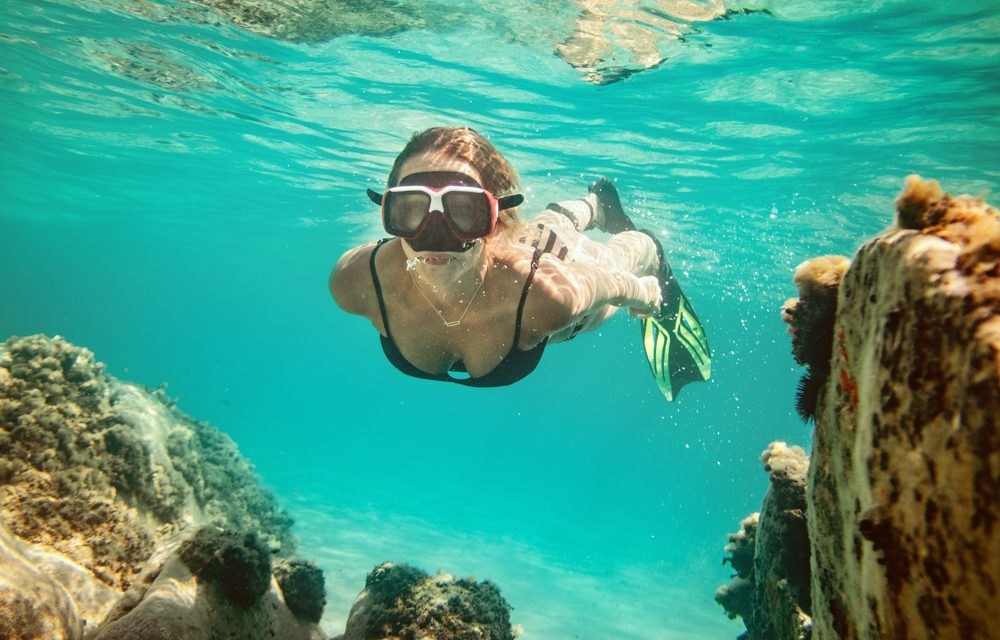 La pesca submarina