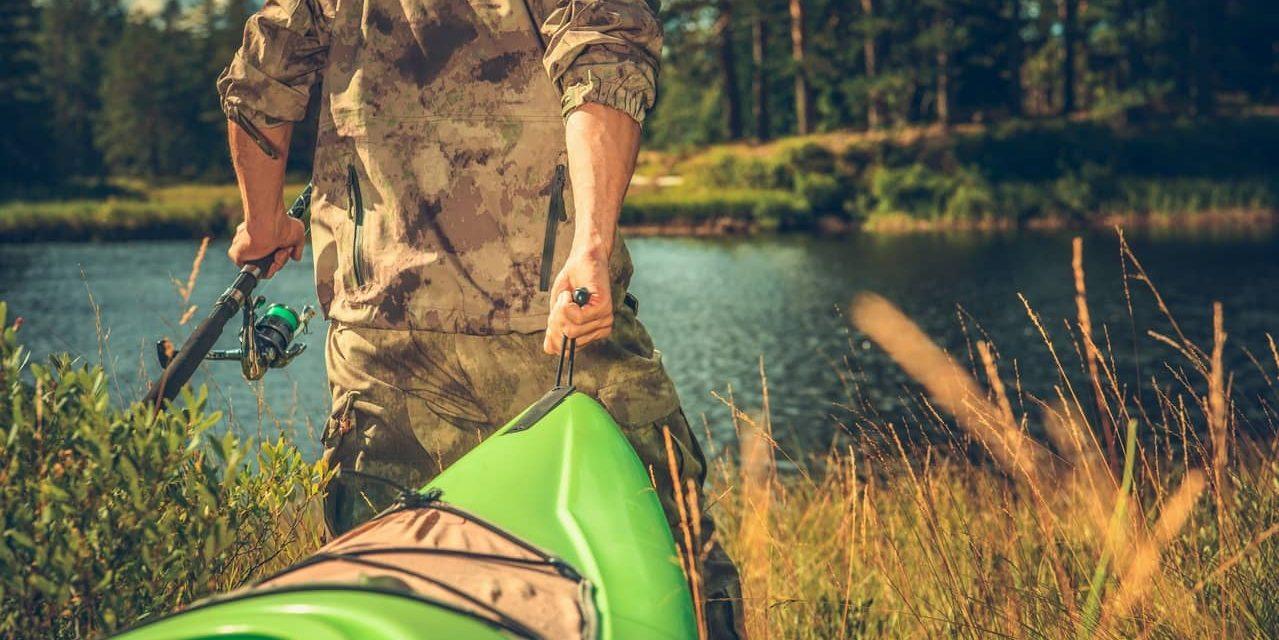 Trucos y Consejos para la pesca en kayak 2021